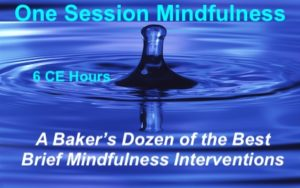 One Session Mindfulness